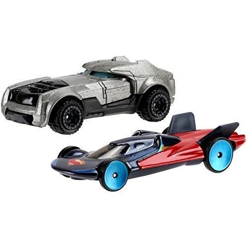 DJP09 Hot Wheels Batman v Superman: Dawn of Justice Vehicle 2-Pack