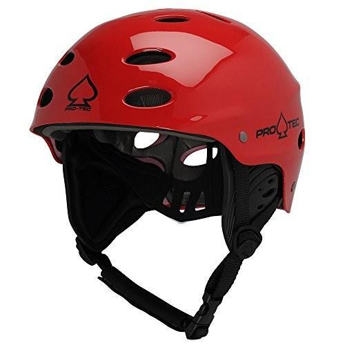 200004903 Small Pro-Tec Ace Wake Helmet, Gloss 赤, S