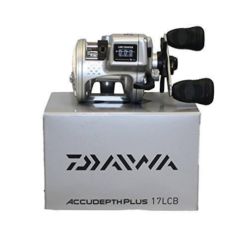 ADP17LCB 17 Daiwa Accudepth Plus-B Line Counter Casting Right Hand Fishing Reel - ADP17LCB
