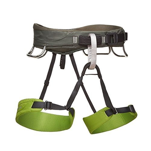 黒 Diamond X-Large 黒 Diamond Momentum Climbing Harness - Men's Verde X-Large