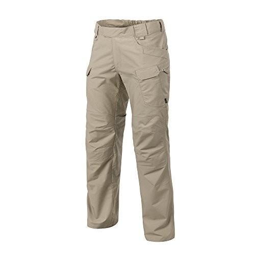 W36 - L34 Helikon-Tex Urban Line, UTP Urban Tactical Pants Poly Cotton Canvas Khaki Waist 36 Length 34