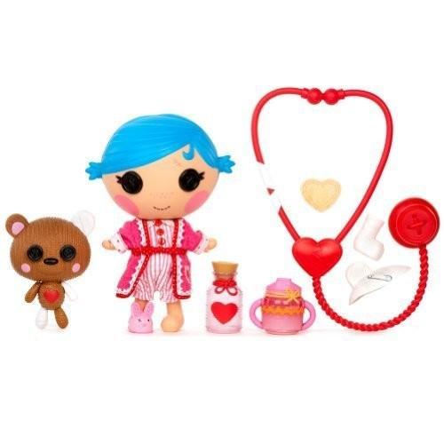 ララループシーMGA Lalaloopsy Littles Sew Cute Patient Entertainment