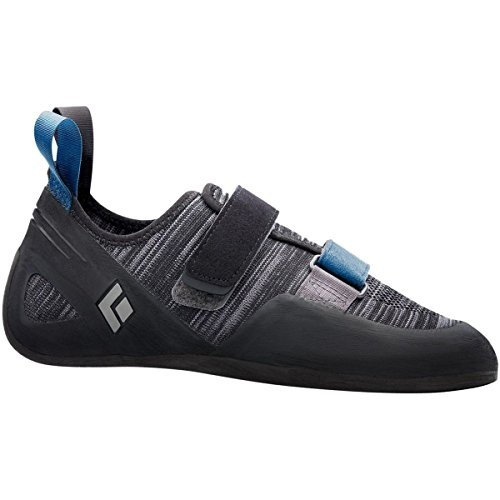 BD570101SLAT0751 7.5 黒 Diamond Momentum Climbing Shoe - Men's Slate 7.5