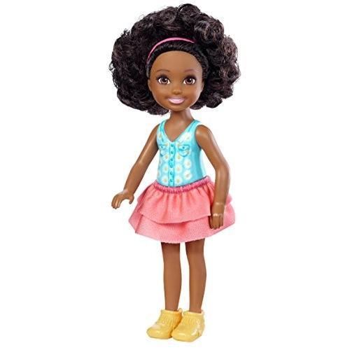 DWJ35 Barbie Club Chelsea Flower Doll