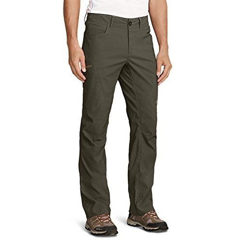 0290635971009340 30 Eddie Bauer Men's Guide Pro Pants, Slate 緑 Regular 33/30