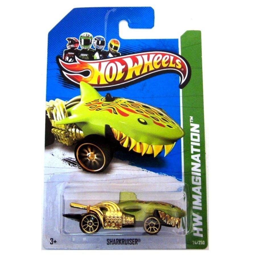 1:64 Scale Hot Wheels Hw Imagination Sharkruiser 74/250 2013