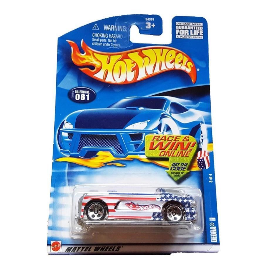Hot Wheels 081 Deora II