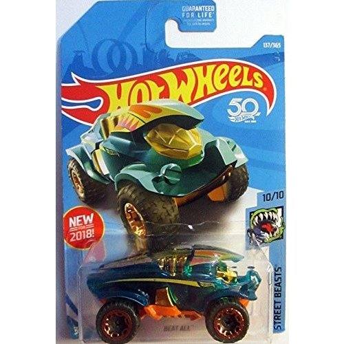 1:64 Scale Hot Wheels Mattel Basic Die-Cast Street Beasts - Beat All