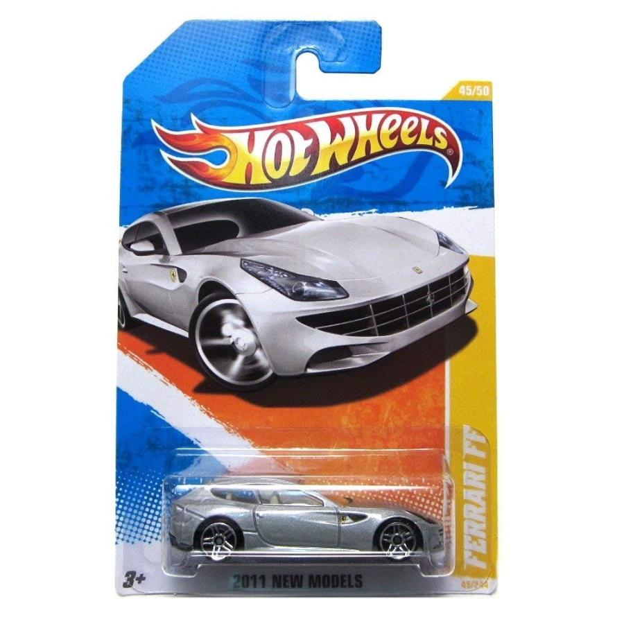 2011 Hot Wheels New Models Ferrari FF #45/244 銀