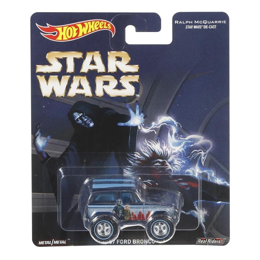 ホットウィールHot Wheels Star Wars 67 Ford Bronco Vehicle