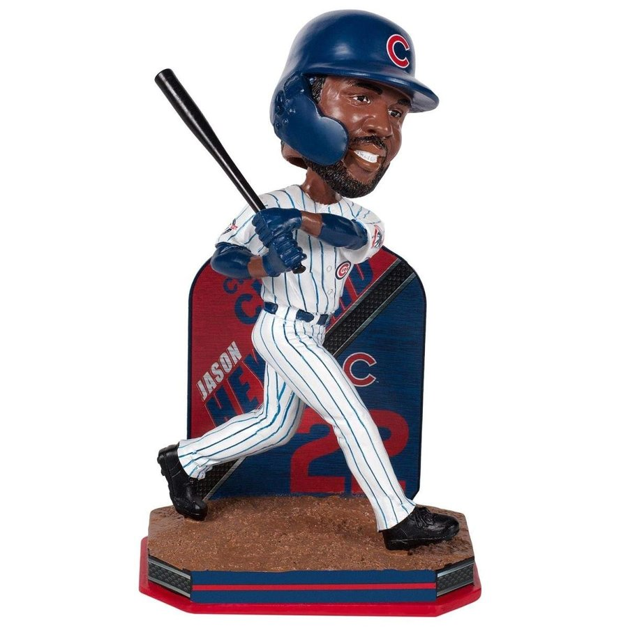 ボブルヘッドChicago Cubs Heyward J. #22 Name And Number Bobble