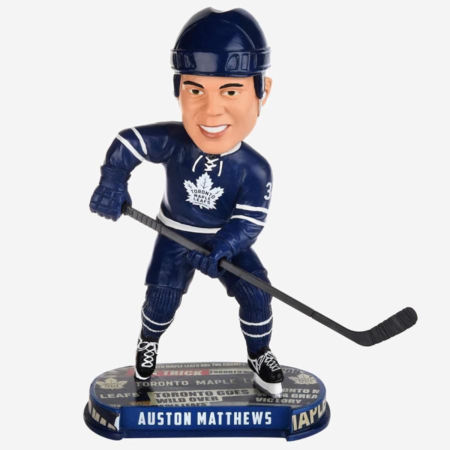 ボブルヘッドToronto Maple Leafs Matthews A. #34 Headline Bobble