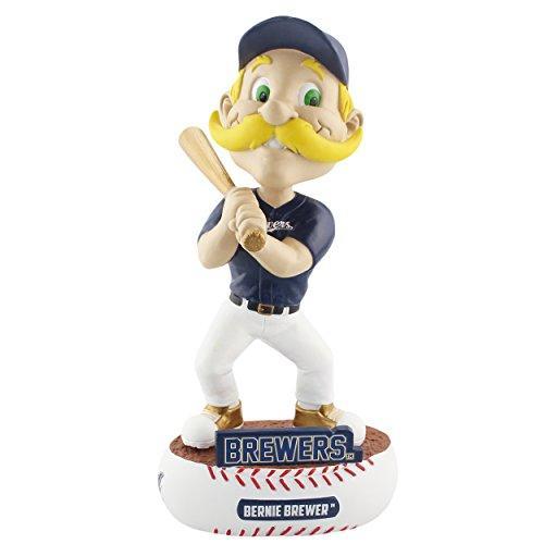 ボブルヘッドForever Collectibles Milwaukee Brewers Mascot Milwaukee Brewers Baller Special Edition Bobblehead MLB