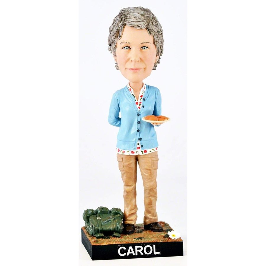 8 inches Royal Bobbles The Walking Dead Carol Peletier Bobblehead