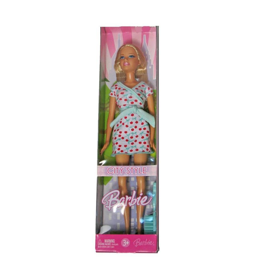 City Style Barbie - Barbie in a Cherry Dress