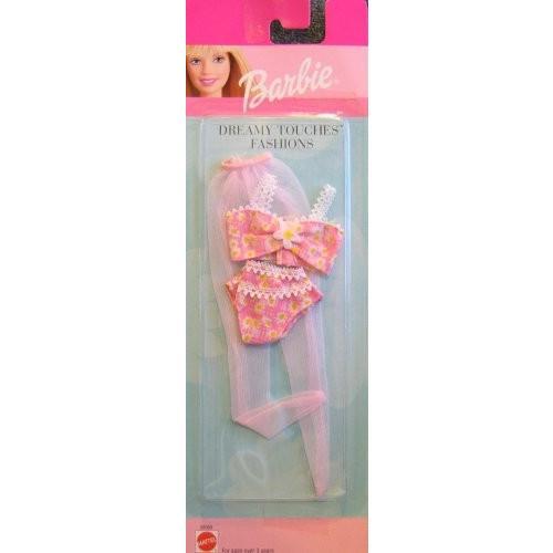 バービーBarbie Dreamy Touches Fashions UNDERWEAR (1999 Arcotoys, Mattel)