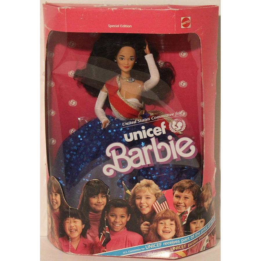 バービーMattel Unicef Barbie Asian