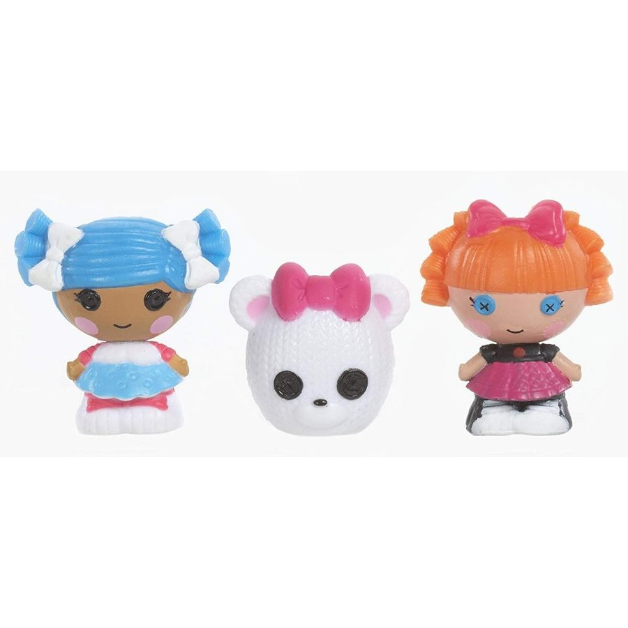Lalaloopsy Tinies Doll (3-Pack)- Style 2