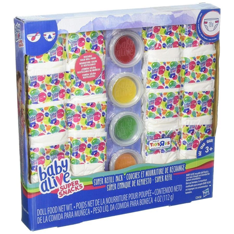 ベビーアライブBaby Alive Super Snacks Super Refill Pack