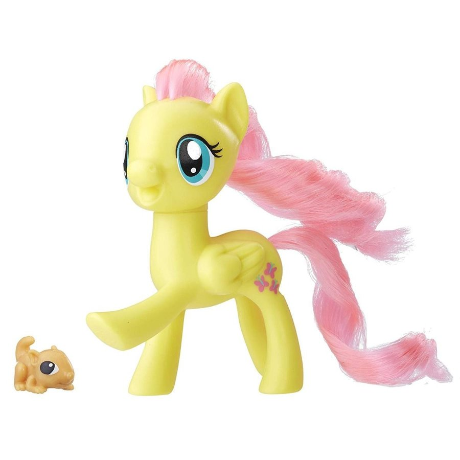 マイリトルポニーMy Little Pony Friends Fluttershy