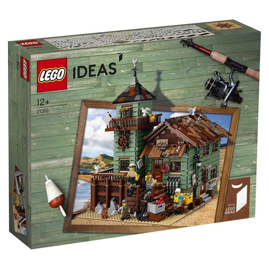 レゴLEGO Ideas Old Fishing Store 21310