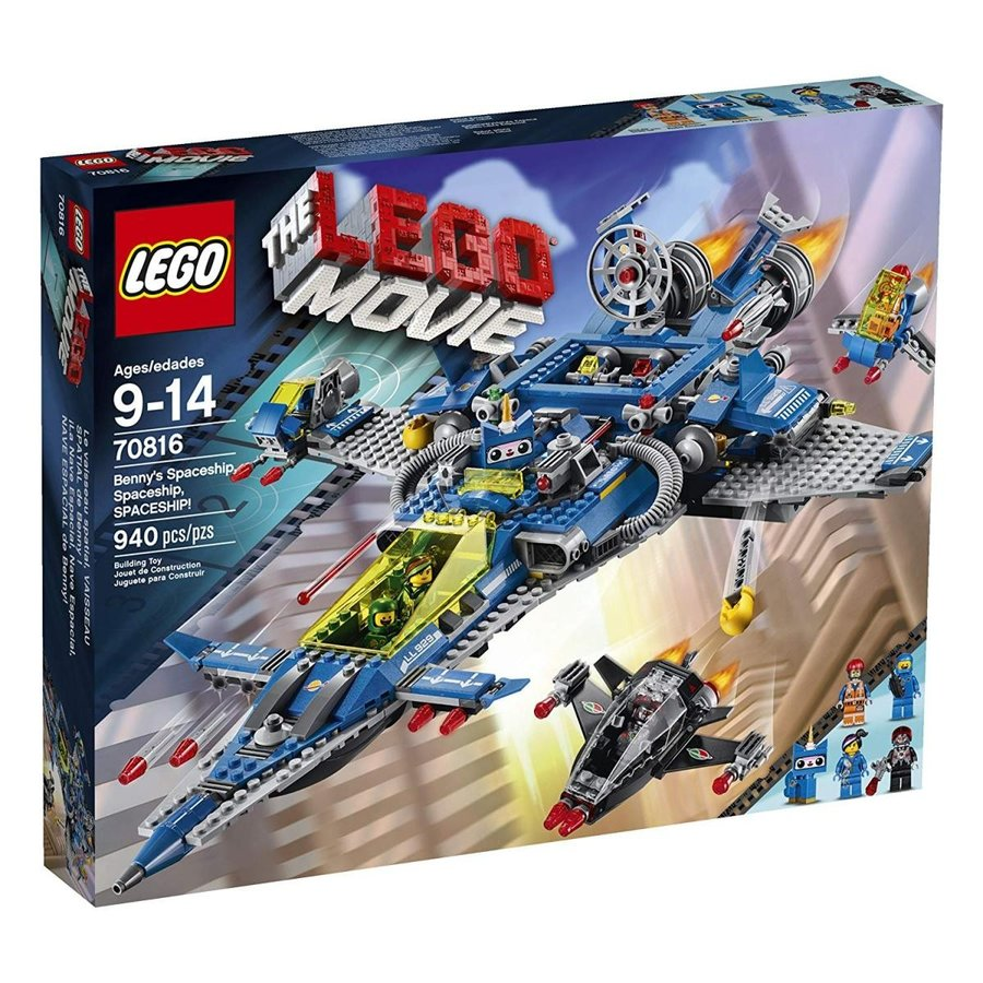 Brand New Minifigure Minifig LEGO The Lego Movie 70816 Robo Emmet