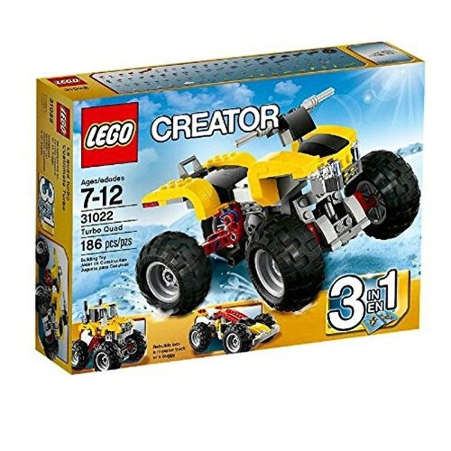 レゴLEGO Creator Set 31022 Turbo Quad