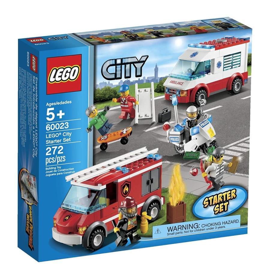 レゴLEGO City 60023 Starter Toy Building Set