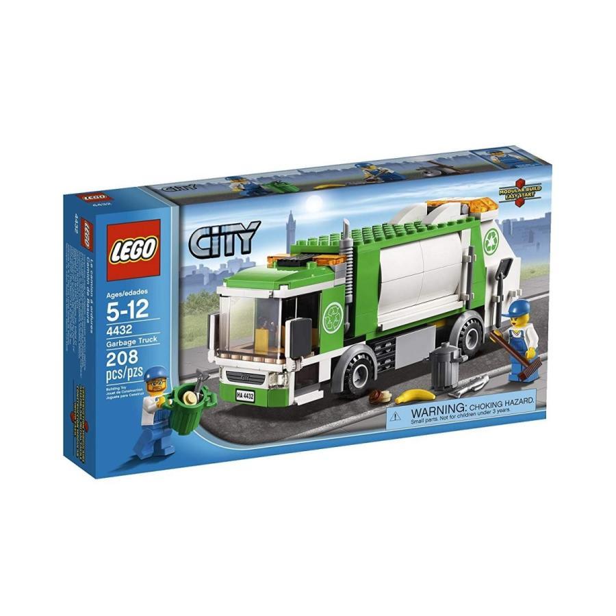 レゴLEGO City Town Garbage Truck 4432