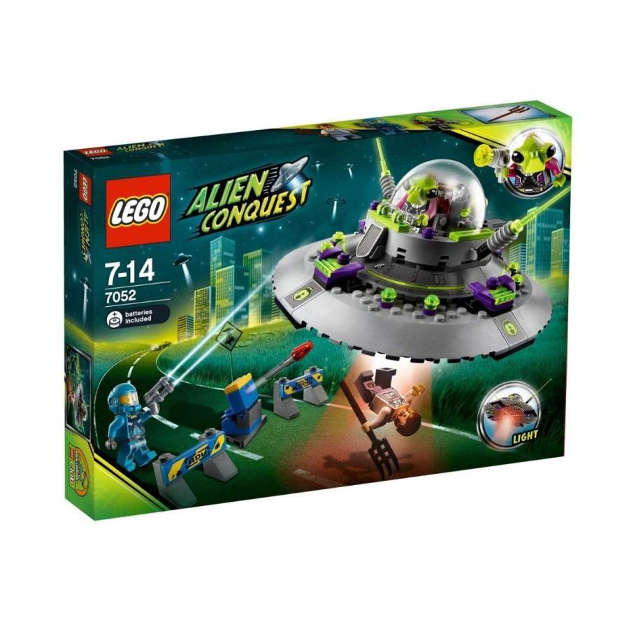 レゴLEGO Alien Conquest UFO Abduction - 7052