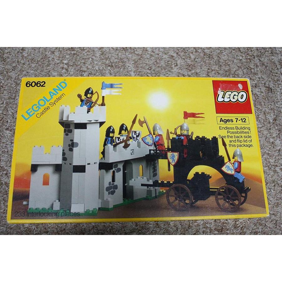 レゴLego Castle Series Set #6062 - Battering Ram