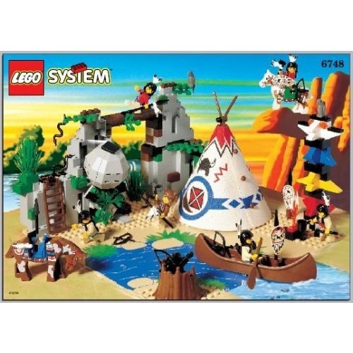 レゴLego Boulder Cliff Canyon 6748