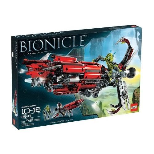 レゴLEGO Bionicle Axalara T9