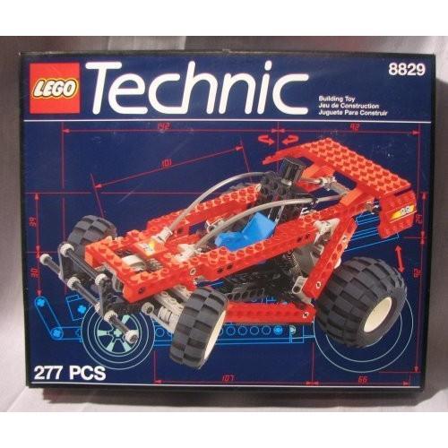 Lego Technic Dune Blaster #8829