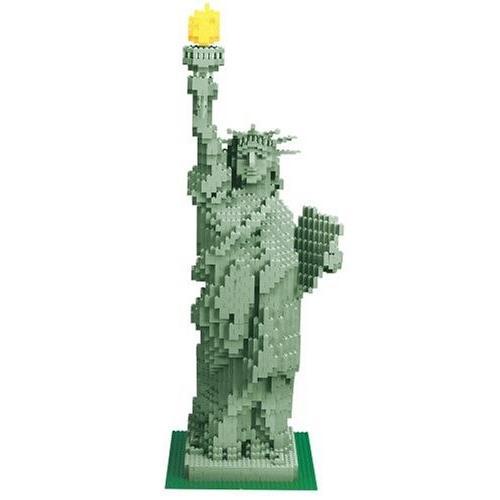 レゴLego 3450 Statue of Liberty Sculpture 2882 Pieces
