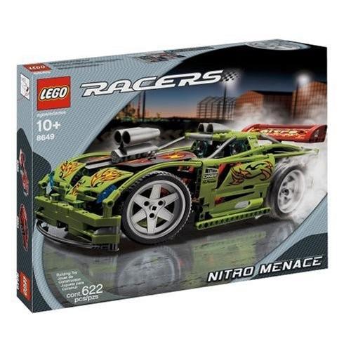 レゴLEGO Racers Nitro Menace