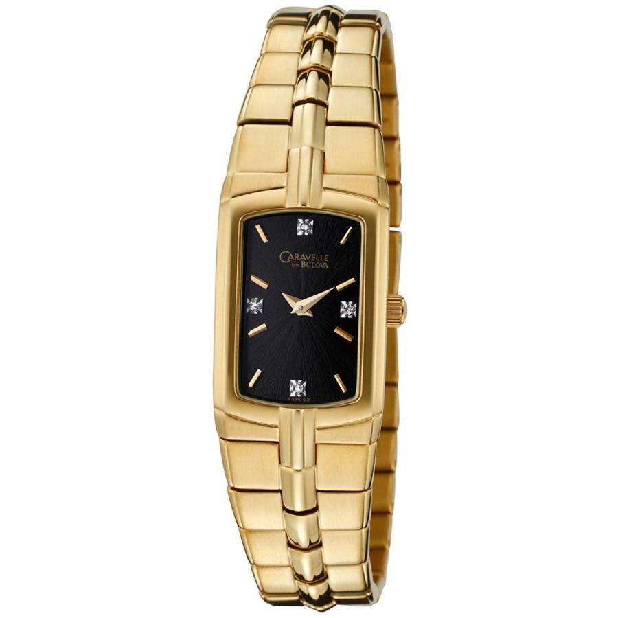 公式サイト Caravelle Caravelle Women's Women's Diamond watch watch #44P002, イチノヘマチ:6fae2251 --- airmodconsu.dominiotemporario.com