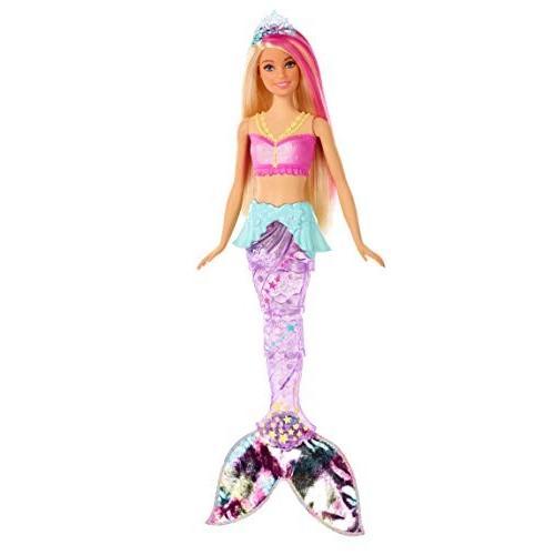 Standard Barbie Dreamtopia Sparkle Lights Mermaid