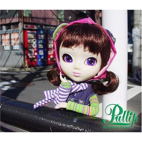 プーリップドールJun Planning Chicca Pullip Full Sized Doll 2005