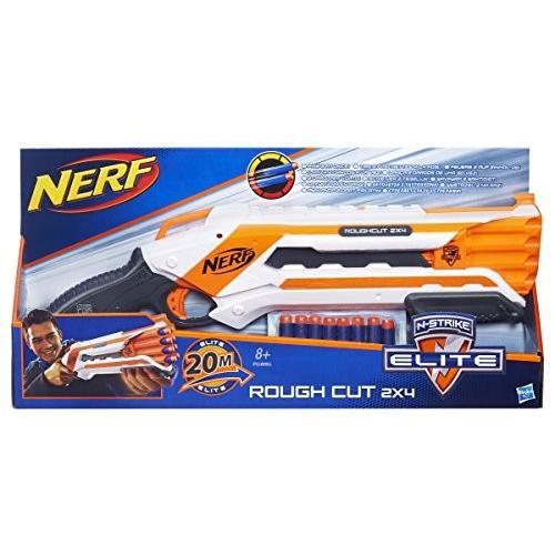 ナーフNERF N-Strike Elite Rough Cut 2X4 Blaster