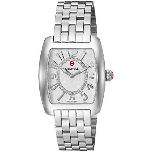 新作からSALEアイテム等お得な商品満載 One Size One MICHELE Women's Women's Urban Mini Swiss-Quartz Watch with Stainless-Steel Stainless-Steel Strap, Silver, 16 (Model: MWW02A000585), サングラス専門店 サイクロプス:2778d42e --- airmodconsu.dominiotemporario.com