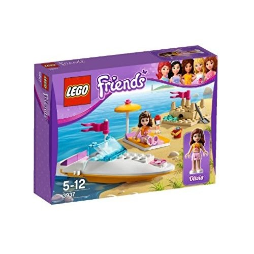 レゴLEGO Friends 3937 Olivia's Speedboat