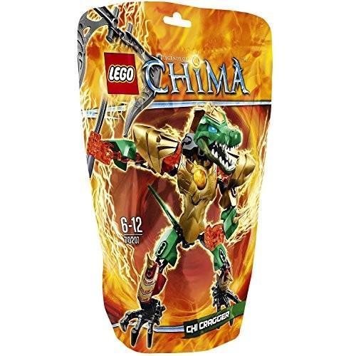 レゴLEGO Legends of Chima 70207: Chi Cragger