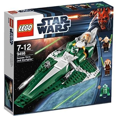 LEGO Star Wars Saesee Tiin's Jedi Starfighter