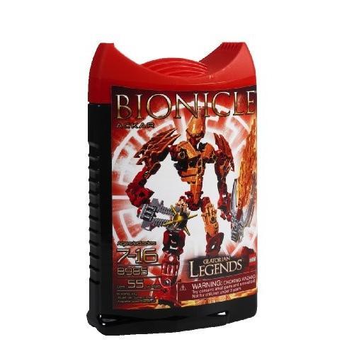 レゴLEGO Bionicle Legends Ackar