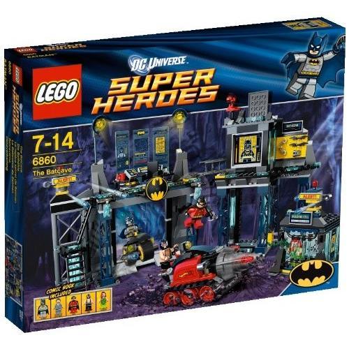レゴLEGO Super Heroes DC 2 (6860)