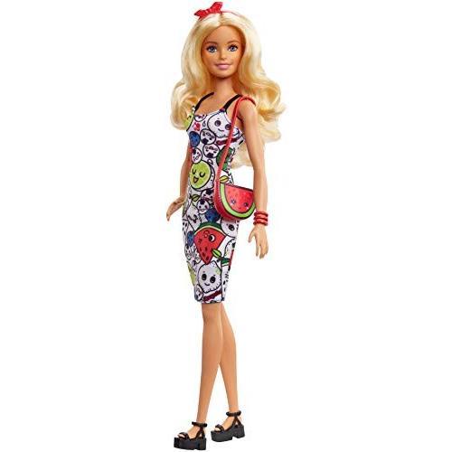 バービーBarbie Crayola Color-in Fashions Doll & Fashions
