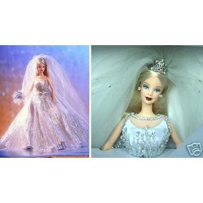 2000 Millennium Bride Barbie