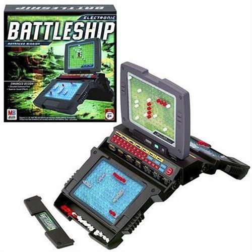 ボードゲームHasbro Electronic Battleship Advanced Mission