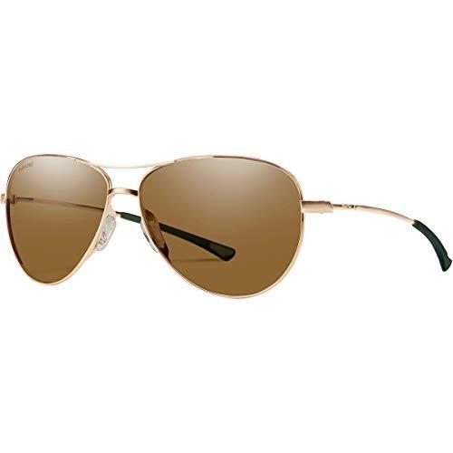 One Size Smith Optics Langley Carbonic Polarized Sunglasses